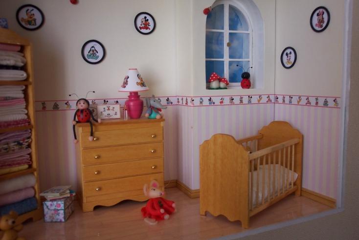La Chambre de Bébé Fille 112 ème